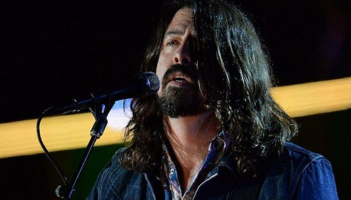 foo fighters dave grohl 2014