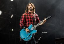 dave grohl foo fighters rock am ring 2018