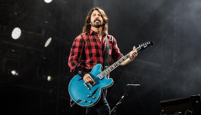 Foo Fighters bring Freddie Mercury hologram to Leeds Festival set