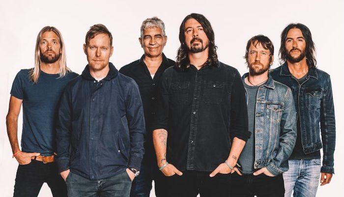 "Foo Fighters enlist Anthrax guitarist's son for ""Everlong"" performance"