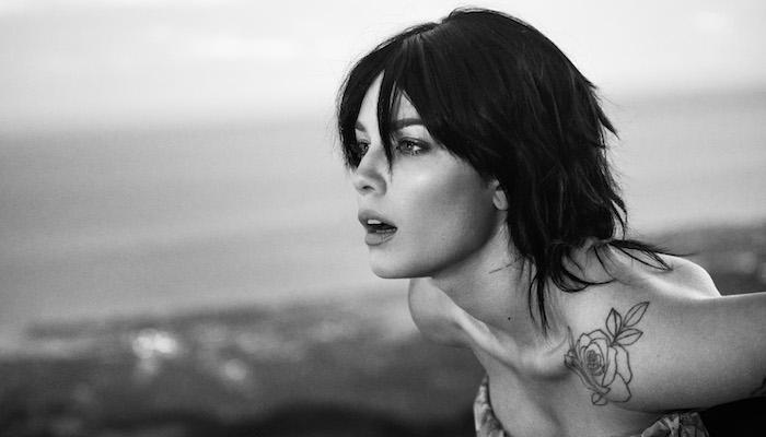 "Halsey says new album will be ""less dystopian fantasy world"""