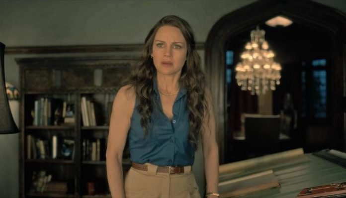 haunting of hill house Carla Gugino