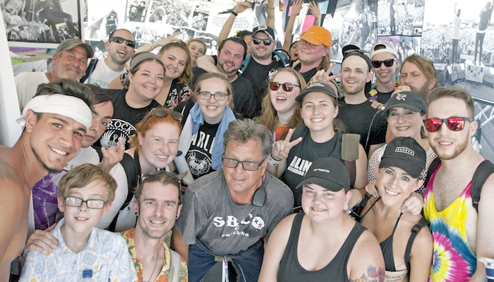 kevin lyman warped tour museum