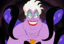 The Little Mermaid Ursula disney