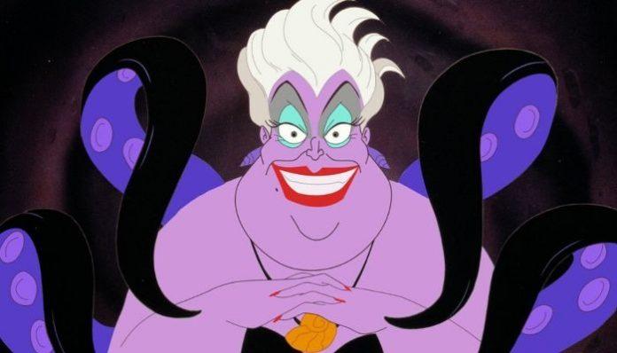 The Little Mermaid Ursula disney