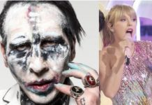 Marilyn Manson, Taylor Swift