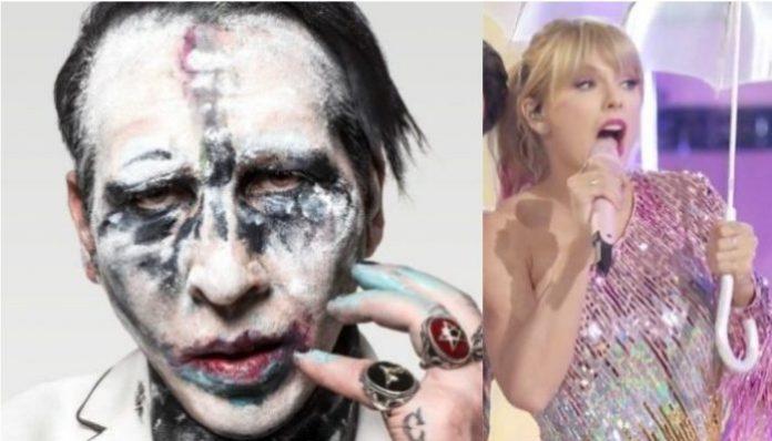 Marilyn Manson, Taylor Swift