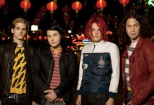 my chemical romance mcr gerard way danger days