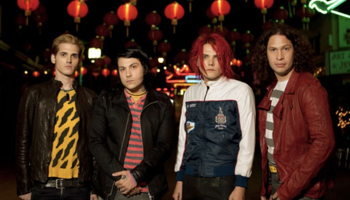 My Chemical Romance fan launches event to storm sold out reunion show