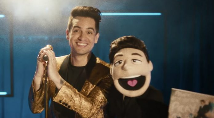 panic! at the disco hey look ma i made it brendon urie