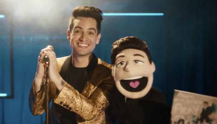 panic at the disco hey look ma i made it brendon urie
