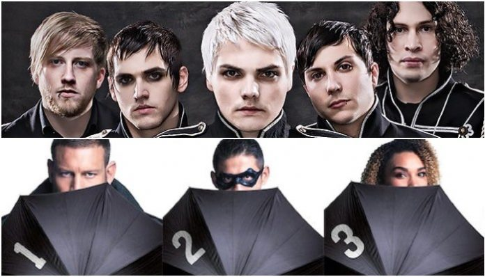 my chemical romance THE UMBRELLA ACADEMY QUIZ