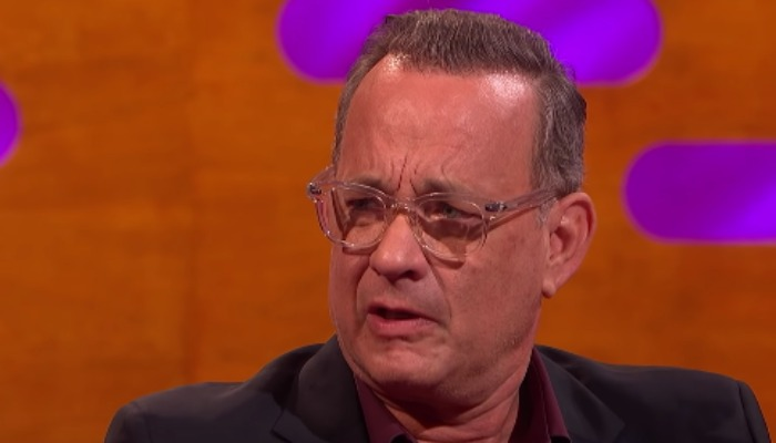 Tom Hanks shares story of being carded, denied beer at music festival