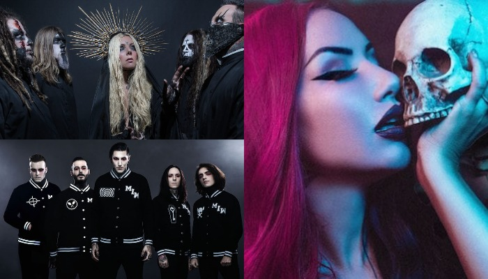 In This Moment share Hallow's Eve Masquerade tour dates with NYD, MIW