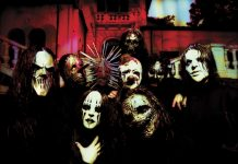 slipknot, spiked collar ban