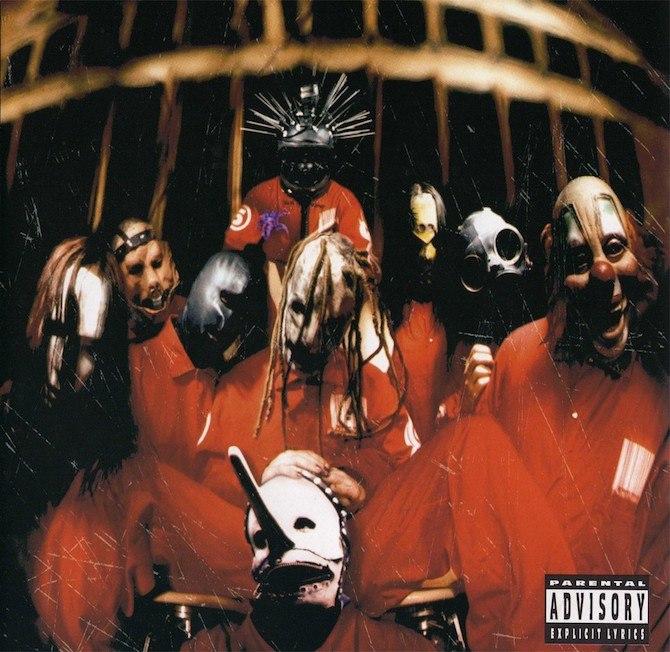 slipknot self titled 1999