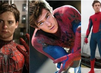 Spider-Man live action films