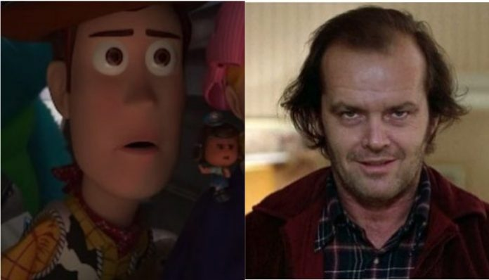 Toy Story, The Shining