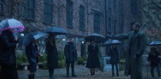 the umbrella academy, season 2, tease
