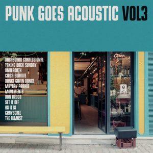 Punk Goes Acoustic Vol 3