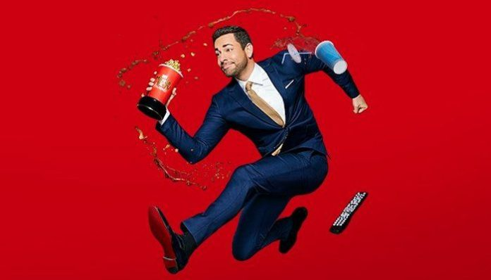 zachary levi mtv movie and tv awards