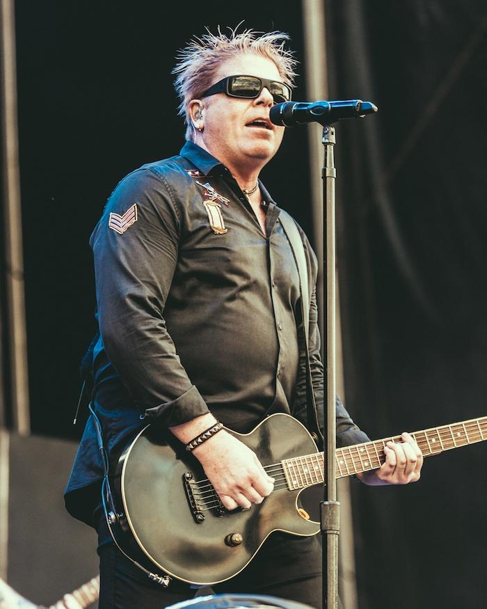 The Offspring warped tour