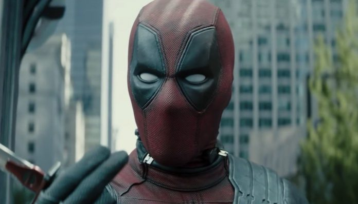 Deadpool 2 screenshot