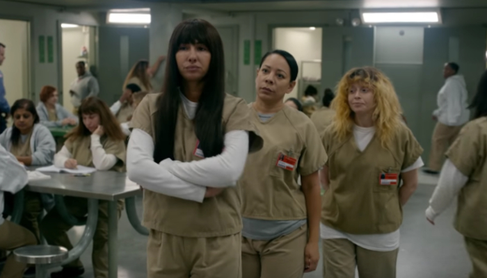 "'Orange Is The New Black' theme writer drops ""chamber"" music revamp"