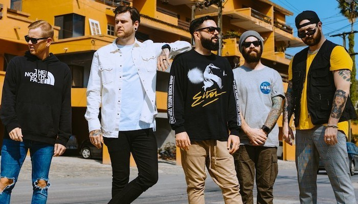 A Day To Remember announce free intimate gig at House of Vans London