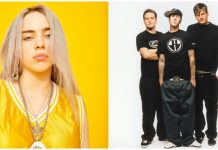 billie eilish blink 182