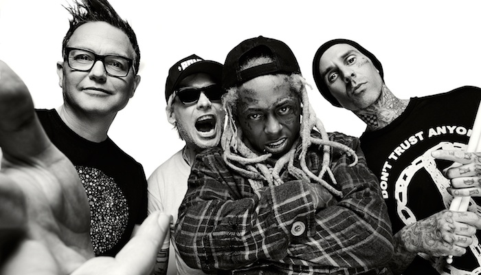 blink-182, Lil Wayne drop official mashup track, limited-edition merch