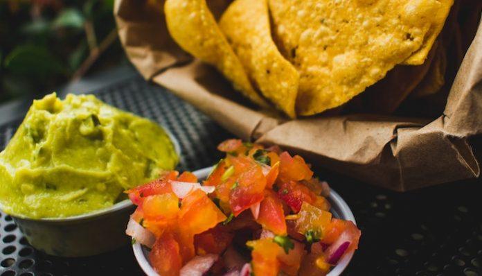 chipotle free guacamole