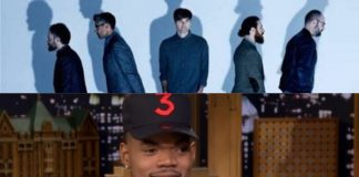Death Cab For Cutie, Chance The Rapper