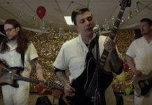 frank iero great party