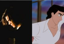 Harry Styles, Prince Eric, The Little Mermaid