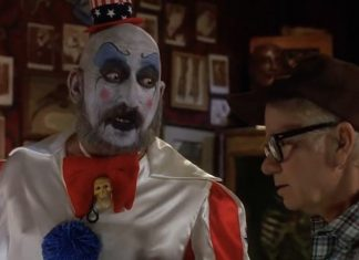 rob zombie house of 1000 corpses captain spaulding