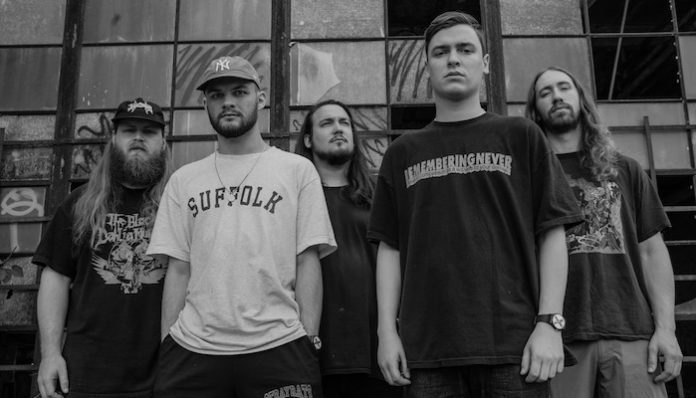 Knocked Loose raise money for domestic abuse survivors with T-shirt