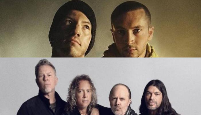 Metallica, twenty one pilots among highest-grossing 2019