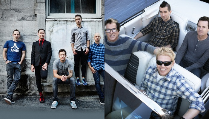 The Offspring, Simple Plan, more among Four Chord Music Festival lineup