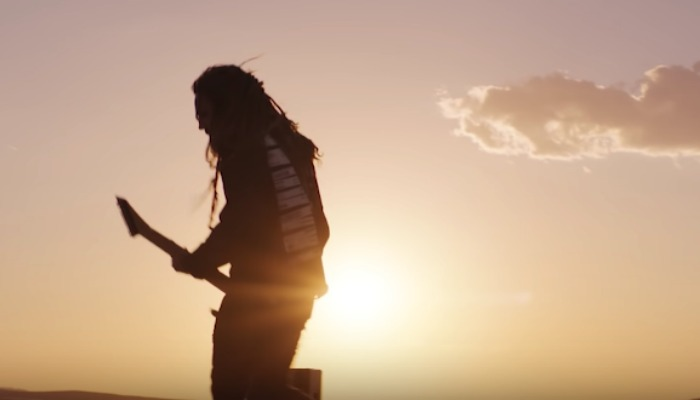 "Korn drop creepy sci-fi ""You'll Never Find Me"" music video"