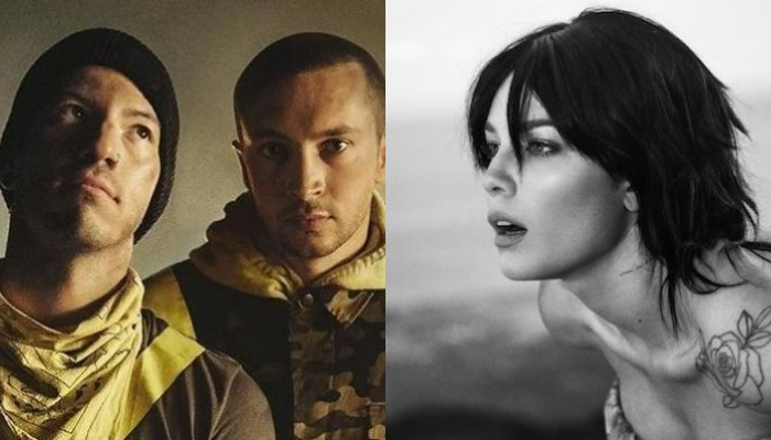 twenty one pilots, Halsey might be collaborating on a track