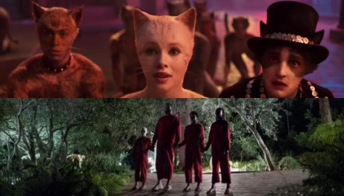 Cats' trailer featuring creepy 'Us' music is Jordan Peele
