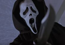 scream ghostface horror movie