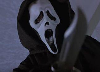 scream ghostface horror movie