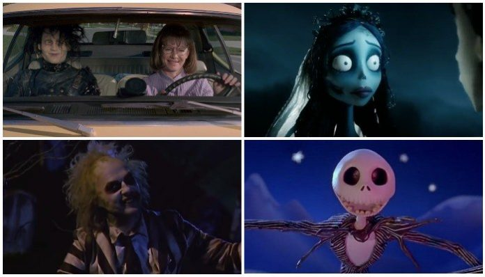 tim burton quiz