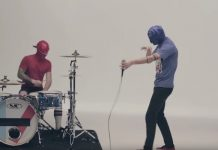 twenty one pilots guns for hands