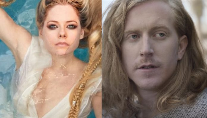 avril lavigne we the kings travis clark