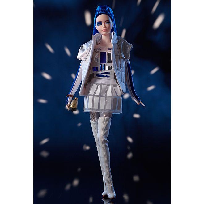 Barbie R2-D2