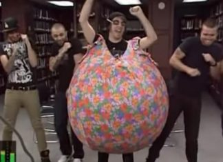 all time low silent library