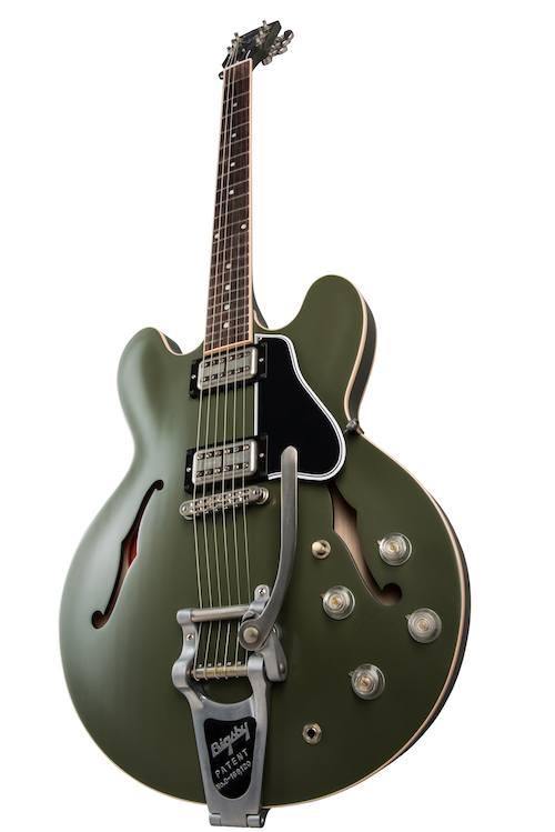 chris cornell gibson guitar